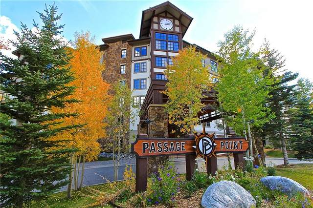 910 Copper Road #313, Copper Mountain, CO 80443 (MLS #S1018301) :: Dwell Summit Real Estate