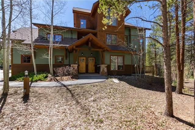 17 Lake Ridge Circle #1833, Keystone, CO 80435 (MLS #S1018310) :: Dwell Summit Real Estate