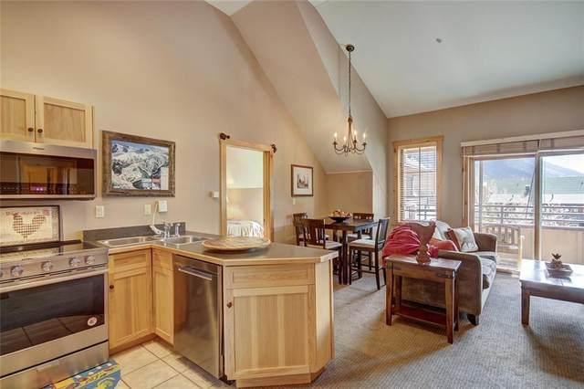 150 Dercum Square #8539, Keystone, CO 80435 (MLS #S1018315) :: Dwell Summit Real Estate
