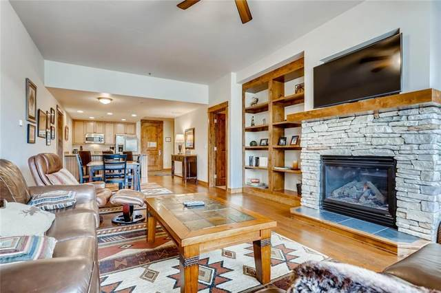 42 Snowflake Drive #305, Breckenridge, CO 80424 (MLS #S1018318) :: Colorado Real Estate Summit County, LLC