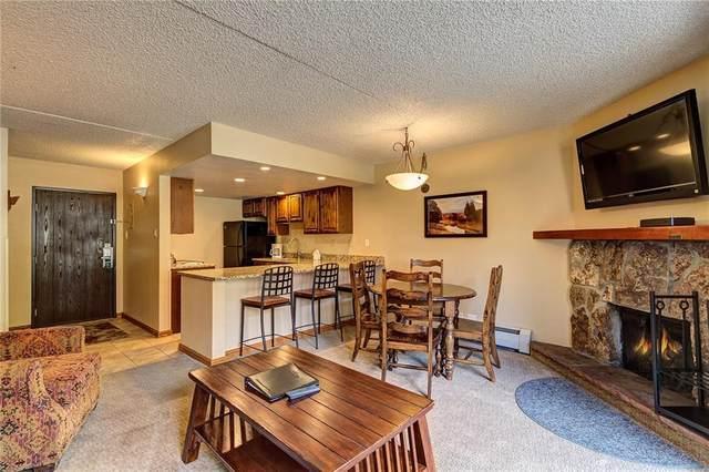 601 Village Road #204, Breckenridge, CO 80424 (MLS #S1018322) :: Dwell Summit Real Estate