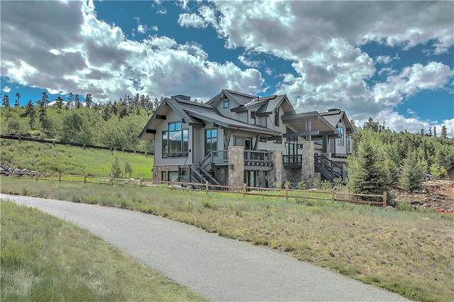 102 Talon Circle, Silverthorne, CO 80498 (MLS #S1018323) :: Dwell Summit Real Estate