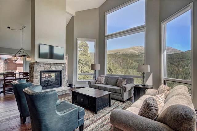 0114 Club House Road, Breckenridge, CO 80424 (MLS #S1018344) :: Dwell Summit Real Estate