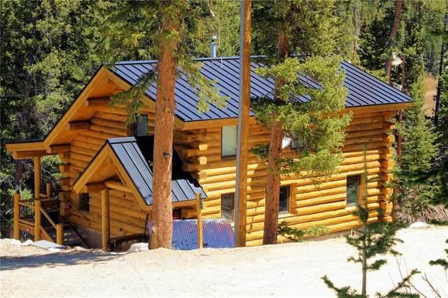 821 Gold Pan Lane, Fairplay, CO 80440 (MLS #S1018345) :: Colorado Real Estate Summit County, LLC