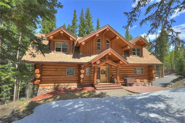 0218 Cr 530, Breckenridge, CO 80424 (MLS #S1018346) :: Dwell Summit Real Estate