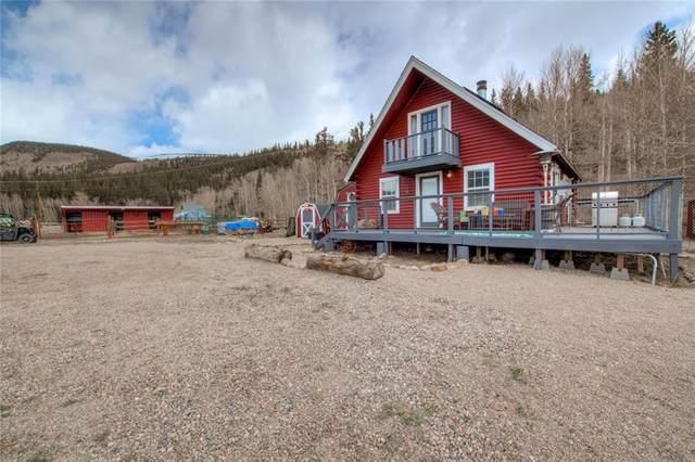 2445 Co Road 12, Alma, CO 80420 (MLS #S1018353) :: Dwell Summit Real Estate