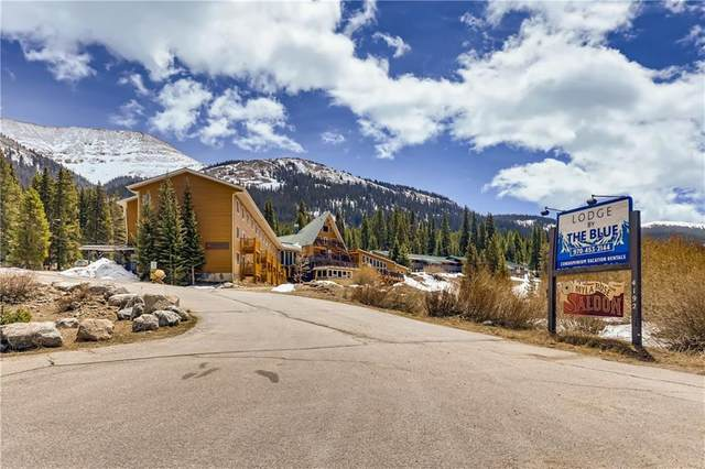 4192 State Hwy 9 15L, Breckenridge, CO 80424 (MLS #S1018358) :: Dwell Summit Real Estate