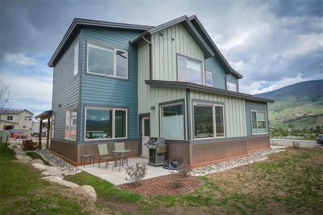 105 Moose Trail 20B, Silverthorne, CO 80498 (MLS #S1018383) :: eXp Realty LLC - Resort eXperts