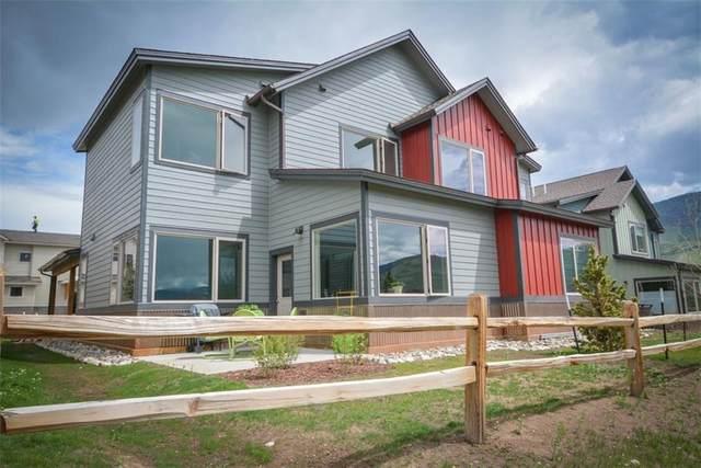 153 Moose Trail 22B, Silverthorne, CO 80498 (MLS #S1018391) :: eXp Realty LLC - Resort eXperts