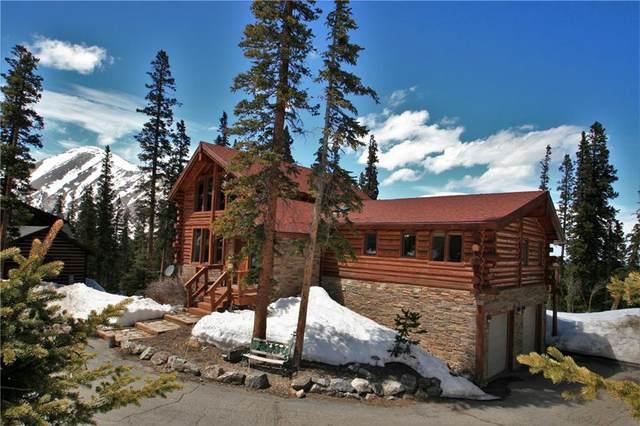 494 Camron Lane, Breckenridge, CO 80424 (MLS #S1018421) :: Colorado Real Estate Summit County, LLC