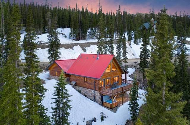 410 Quandary View Drive, Breckenridge, CO 80424 (MLS #S1018433) :: Colorado Real Estate Summit County, LLC