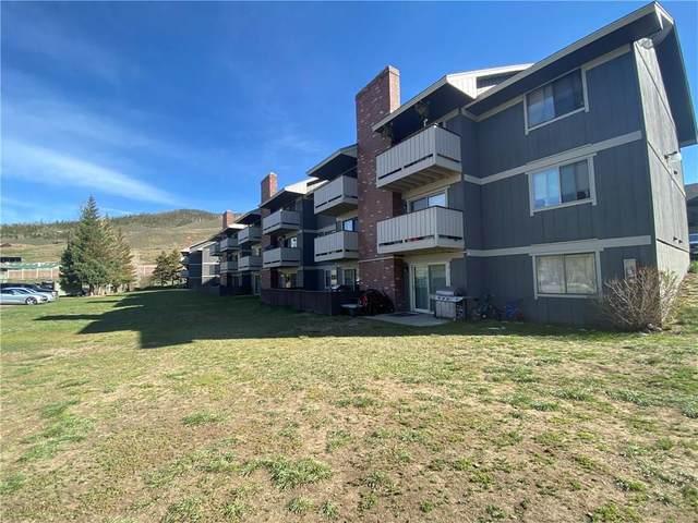 923 Straight Creek Drive #303, Dillon, CO 80435 (MLS #S1018437) :: Colorado Real Estate Summit County, LLC