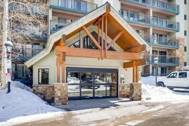455 Village Road #216, Breckenridge, CO 80424 (MLS #S1018443) :: Dwell Summit Real Estate