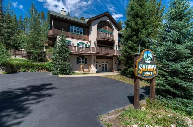 275 Ski Hill Road 1-10, Breckenridge, CO 80424 (MLS #S1018450) :: Colorado Real Estate Summit County, LLC