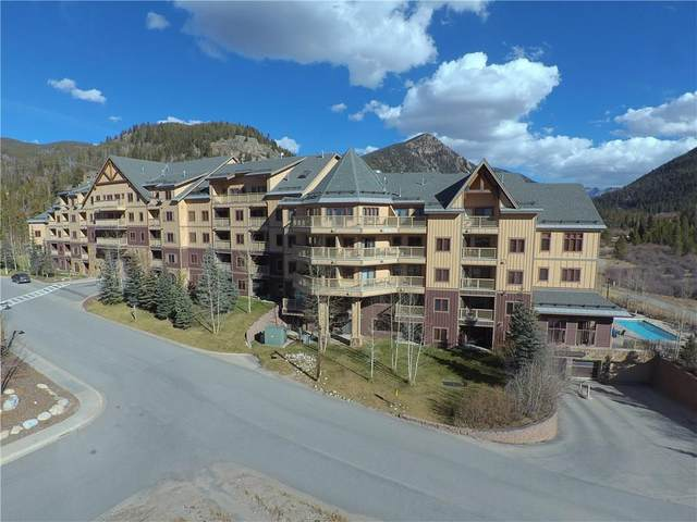20 Hunki Dori Court #2243, Dillon, CO 80435 (MLS #S1018453) :: Colorado Real Estate Summit County, LLC