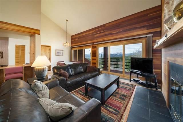 91300 Ryan Gulch Road #327, Silverthorne, CO 80498 (MLS #S1018455) :: Colorado Real Estate Summit County, LLC