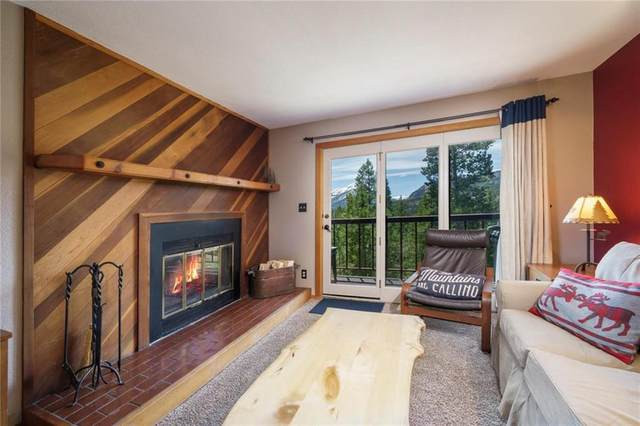 9430 Ryan Gulch Road #40, Silverthorne, CO 80498 (MLS #S1018457) :: Dwell Summit Real Estate