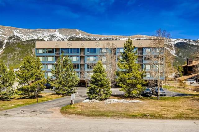 88 Guller Road #304, Copper Mountain, CO 80443 (MLS #S1018459) :: Colorado Real Estate Summit County, LLC