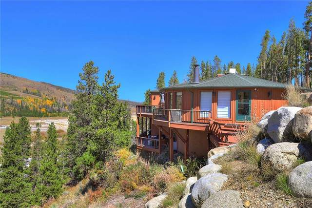 99 & 97 Fairview, Breckenridge, CO 80424 (MLS #S1018463) :: Dwell Summit Real Estate