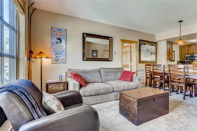 910 Copper Road #419, Copper Mountain, CO 80443 (MLS #S1018474) :: Dwell Summit Real Estate