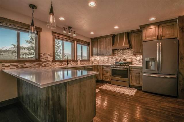 421 Tanglewood Lane, Silverthorne, CO 80498 (MLS #S1018479) :: eXp Realty LLC - Resort eXperts