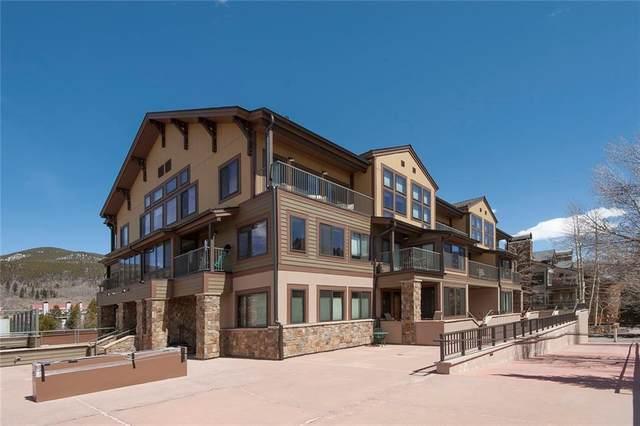 1205 W Keystone Road #2781, Keystone, CO 80435 (MLS #S1018485) :: Colorado Real Estate Summit County, LLC