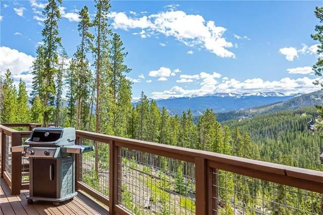 158 Snowshoe Circle, Breckenridge, CO 80424 (MLS #S1018488) :: Dwell Summit Real Estate