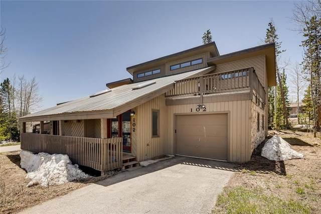 102 Sauterne Lane, Silverthorne, CO 80498 (MLS #S1018490) :: eXp Realty LLC - Resort eXperts