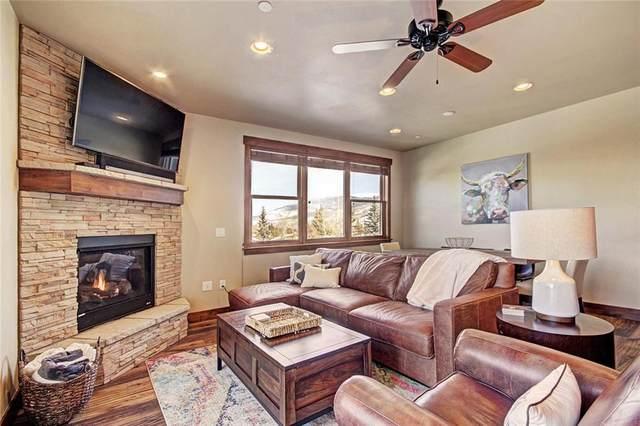 421 Rainbow Drive #30, Silverthorne, CO 80498 (MLS #S1018493) :: eXp Realty LLC - Resort eXperts