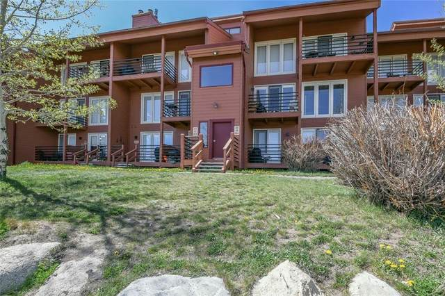 91400 Ryan Gulch Road #91416, Silverthorne, CO 80498 (MLS #S1018499) :: Colorado Real Estate Summit County, LLC