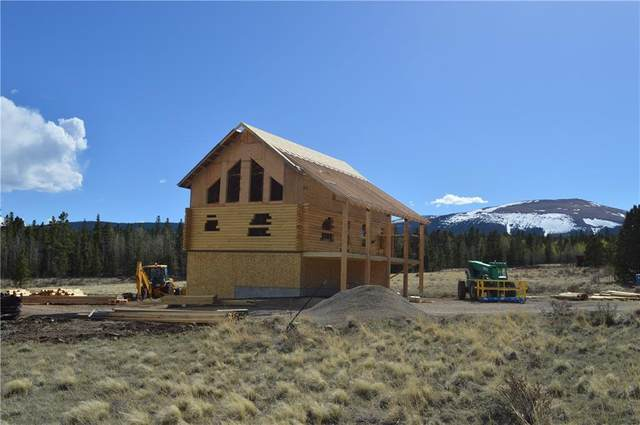 96 Bluestem Court, Fairplay, CO 80440 (MLS #S1018504) :: Colorado Real Estate Summit County, LLC