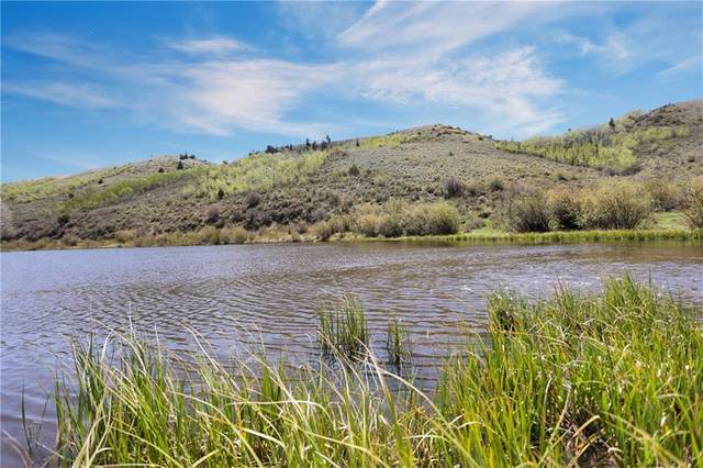 TBD County Road 37, Parshall, CO 80468 (MLS #S1018509) :: Colorado Real Estate Summit County, LLC