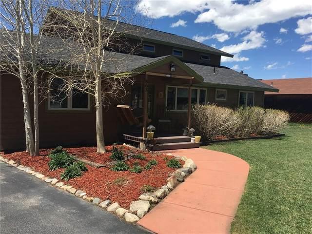 863 Summit Drive, Dillon, CO 80435 (MLS #S1018512) :: Colorado Real Estate Summit County, LLC