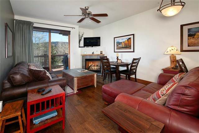 34 Highfield Trail #312, Breckenridge, CO 80424 (MLS #S1018513) :: Dwell Summit Real Estate