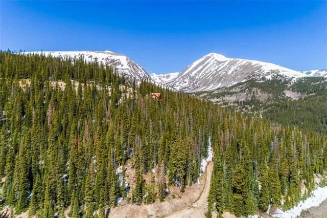 94 Quandary View Drive, Breckenridge, CO 80424 (MLS #S1018522) :: Dwell Summit Real Estate