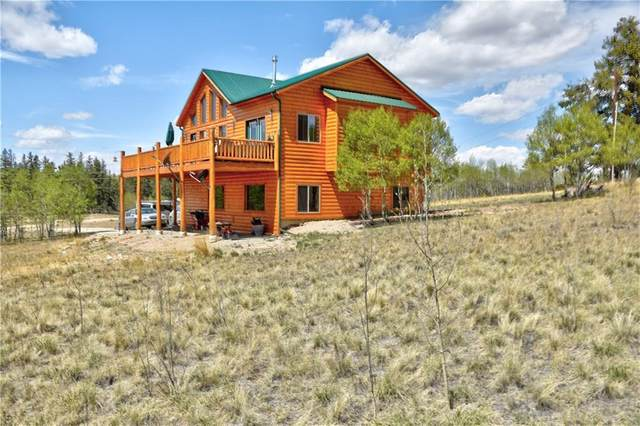 1781 Pinto Trail, Como, CO 80432 (MLS #S1018544) :: eXp Realty LLC - Resort eXperts