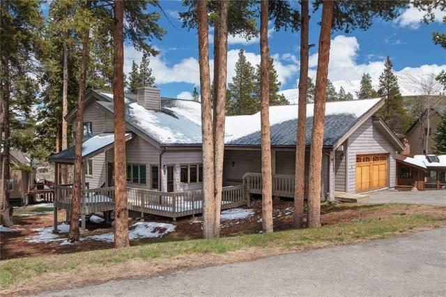147 Gold King Way, Breckenridge, CO 80424 (MLS #S1018556) :: Dwell Summit Real Estate