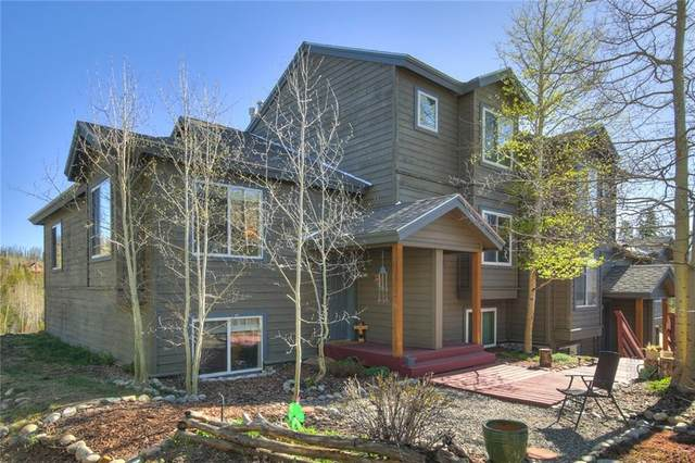 119 Spyglass Lane #119, Silverthorne, CO 80498 (MLS #S1018565) :: Colorado Real Estate Summit County, LLC
