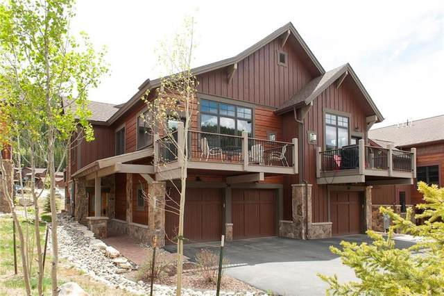 54 Independence Road 2A, Keystone, CO 80435 (MLS #S1018568) :: Colorado Real Estate Summit County, LLC