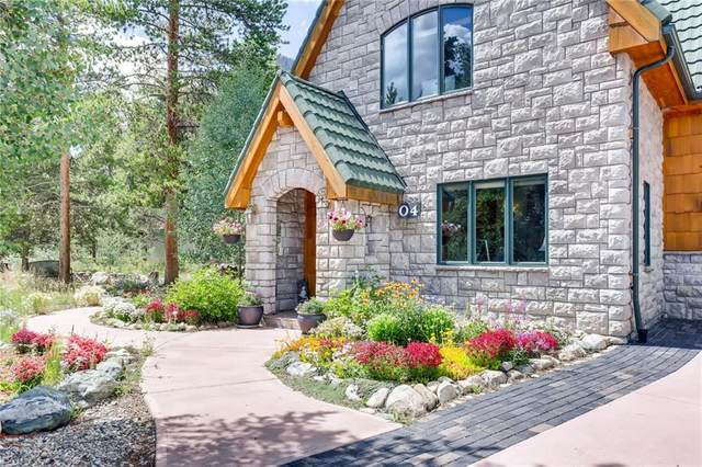 4 Miners Creek Road, Frisco, CO 80443 (MLS #S1018571) :: Colorado Real Estate Summit County, LLC