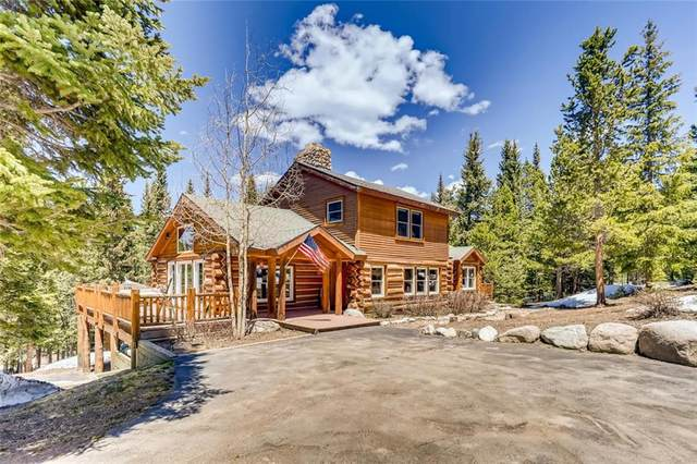 207 Cr 532, Breckenridge, CO 80424 (MLS #S1018577) :: eXp Realty LLC - Resort eXperts