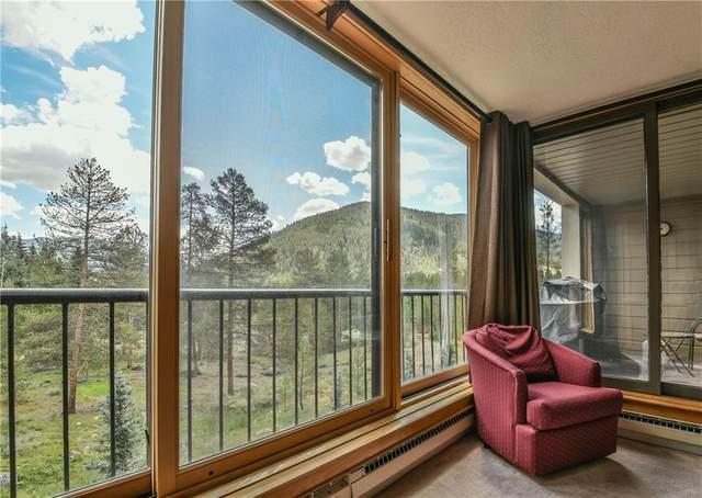 21680 Hwy 6 #2049, Keystone, CO 80435 (MLS #S1018578) :: Colorado Real Estate Summit County, LLC