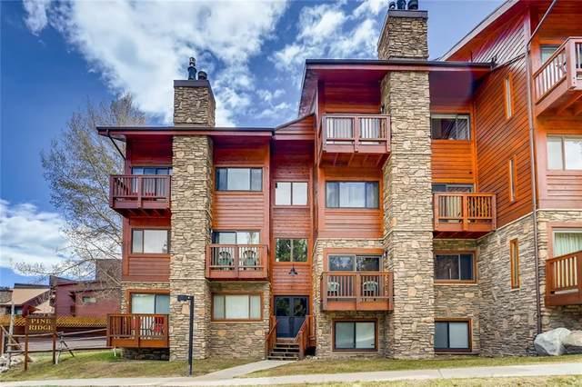 400 Four Oclock Road 7-C, Breckenridge, CO 80424 (MLS #S1018580) :: Colorado Real Estate Summit County, LLC