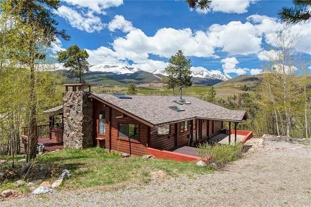 461 Fairview Boulevard, Breckenridge, CO 80424 (MLS #S1018583) :: Dwell Summit Real Estate