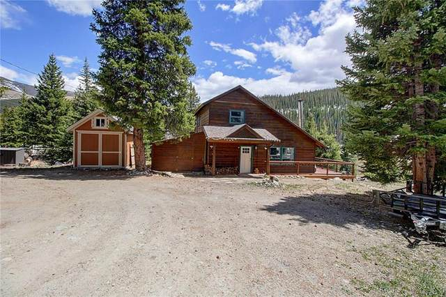 102 Blue Lakes Road, Breckenridge, CO 80424 (MLS #S1018585) :: Colorado Real Estate Summit County, LLC