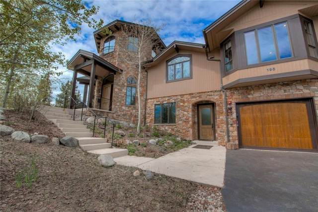 195 Highline Crossing, Silverthorne, CO 80498 (MLS #S1018589) :: Colorado Real Estate Summit County, LLC