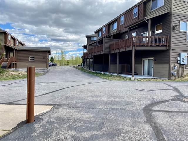 62 Twenty Grand Court #62, Silverthorne, CO 80498 (MLS #S1018590) :: Colorado Real Estate Summit County, LLC