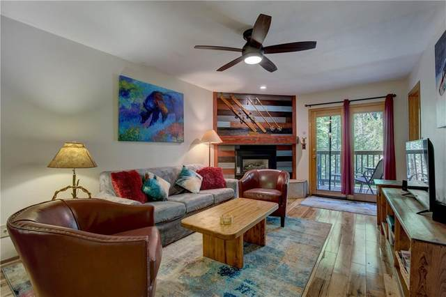 400 W Main Street #104, Frisco, CO 80443 (MLS #S1018591) :: Colorado Real Estate Summit County, LLC