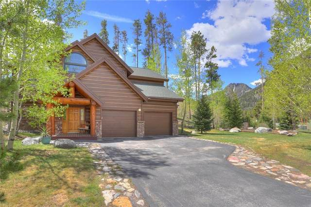 108 Windflower Lane, Frisco, CO 80443 (MLS #S1018597) :: Dwell Summit Real Estate