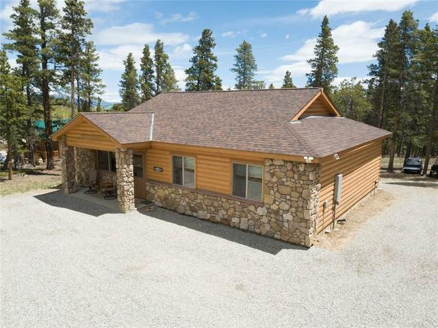 2152 High Creek Road, Fairplay, CO 80440 (MLS #S1018601) :: eXp Realty LLC - Resort eXperts